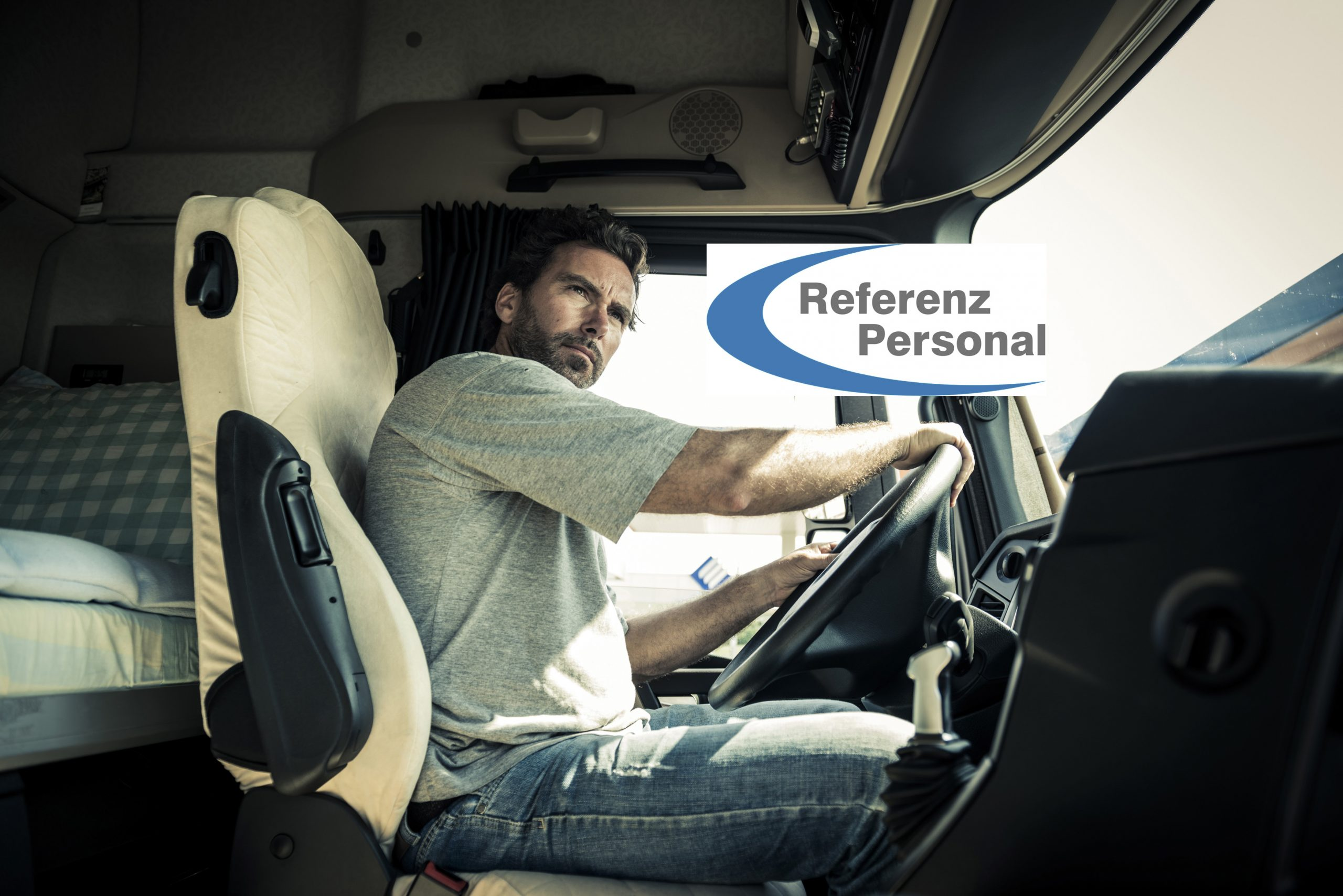 LKW-Fahrer (m/w/d) für Tagestouren!